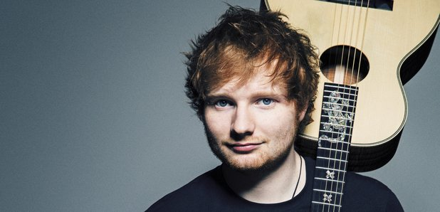 Ed Sheeran Press Shot 2014