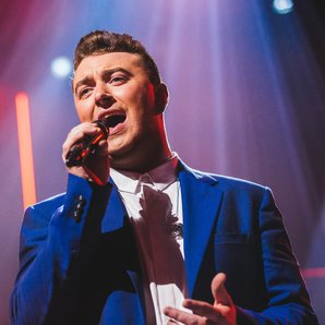 Sam Smith iTunes Festival 2014