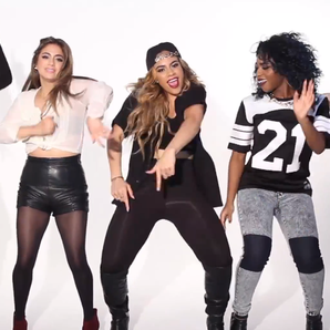 Fifth harmony Uptown funk