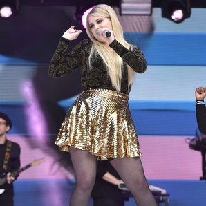 Meghan Trainor at the Summertime Ball 2015