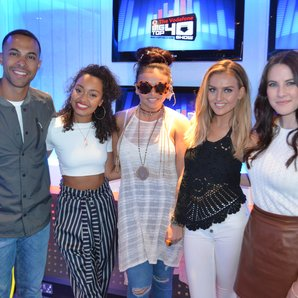 Marvin Kat Big Top 40 Little Mix
