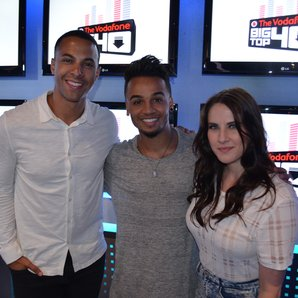 Aston Marvin In the Big Top 40 Studio