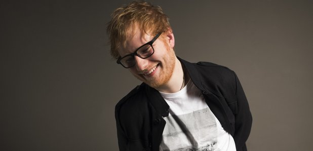 Ed Sheeran press shot
