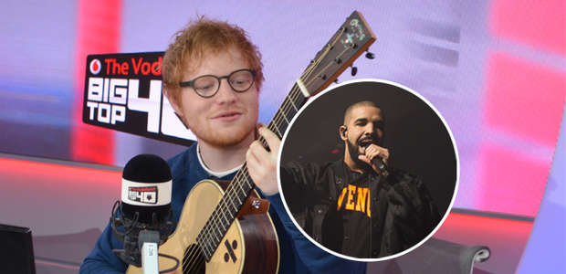 Ed Sheeran Covers Drake