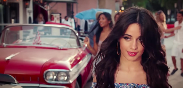 Camila Cabello Hey Ma video