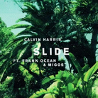 Calvin Harris Frank Ocean Slide YouTube