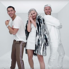 Nick Jonas, Anne-Marie & Mike Posner